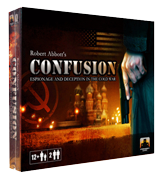 Настольная игра Confusion: Espionage and Deception in the Cold War