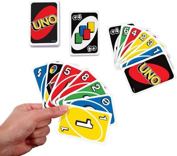 Настольная игра - УНО UNO