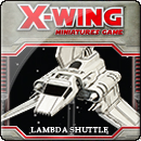 Star Wars. X-Wing: Lambda-class Shuttle