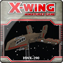 Star Wars. X-Wing: HWK-290