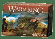 Настольная игра War of the Ring (Война за Кольцо 2-е издание)