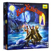 Настольная игра Ван Хельсинг (Van Helsing)