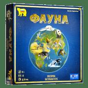 Настольная игра Фауна (Fauna)