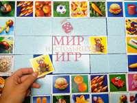 Настольная игра Mix and Match Junior (Мемори для самых маленьких)
