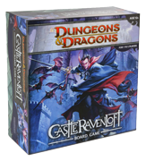 Настольная игра Dungeons & Dragons: Castle Ravenloft