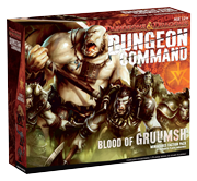 Настольная игра D&D Dungeon Command: Blood of Gruumsh