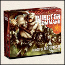 Dungeons & Dragons. Dungeon Command: Blood of Gruumsh