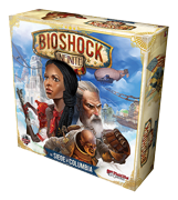Настольная игра BioShock Infinite: The Siege of Columbia