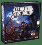 Настольная игра Eldritch Horror. Коробка с игрой