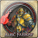 Descent: Journeys in the Dark. Lieutenant Pack: Alric Farrow