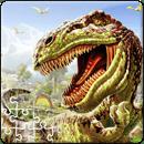 Пазл T-Rex (200 эл.)