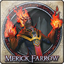 Descent: Journeys in the Dark. Lieutenant Pack: Merick Farrow