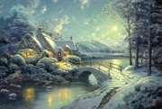 Пазл Зимний свет луны (500 эл.)