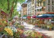 Пазл Париж. Цветочный рынок (1000 эл.)