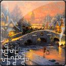 Пазл Дух Рождества (1000 эл.)