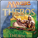 Magic: The Gathering - Theros Booster Display