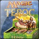 Magic: The Gathering - Дисплей бустеров сета Терос Рус.