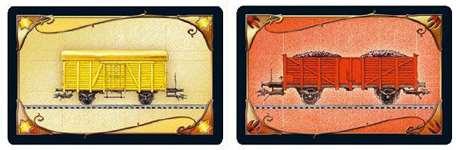 Настольная игра - Ticket to ride (Билет на поезд)