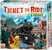 Ticket to Ride: Europe (ENG)