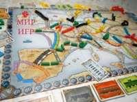 Настольная игра Ticket to Ride: Europe (Билет на поезд: Европа)
