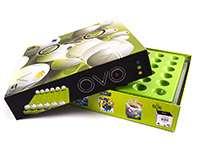 Настольная игра OVO (Ово). Открываем коробку с игрой