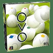 Настольная игра OVO (Ово). Коробка с игрой