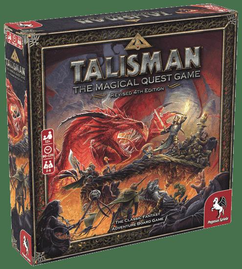 Настольная игра - Талисман (Talisman)