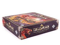 Talisman (Талисман). Коробка с игрой