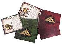 Talisman (Талисман). Карточки персонажей