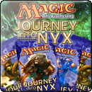 Magic: The Gathering - Journey into Nyx, Booster Eng.