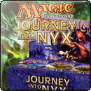 Magic: The Gathering - Journey into Nyx Display