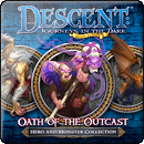 Descent. Hero and Monster Collection: Oath of the Outcast