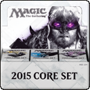 Magic: The Gathering - Magic 2015 Display