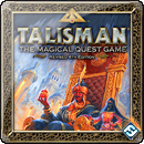 Talisman: The Firelands Expansion (Талисман: Огненные земли) Eng.