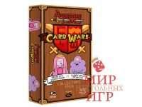 Adventure Time Card Wars: Bubblegum vs. Lumpy Space Princess