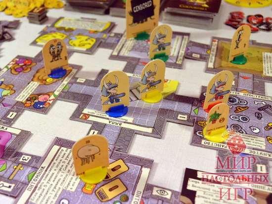 Настольная игра - Манчкин Quest (Квест)