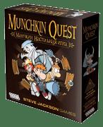 Настольная игра Манчкин Квест (Munchkin Quest)