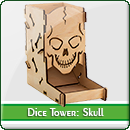 Dice Tower: Skull
