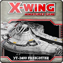 Star Wars. X-Wing: YT-2400 Freighter
