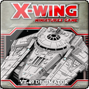 Star Wars. X-Wing: VT-49 Decimator