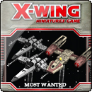 Star Wars: X-Wing - Most Wanted (Мерзавцы и злодеи)
