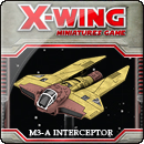 Star Wars. X-Wing: M3-A Interceptor