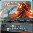 Magic: The Gathering - Fate Reforged, Display