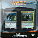 Magic: The Gathering - Fate Reforged Clash Pack Eng.