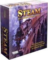Steam: Железнодорожный Магнат