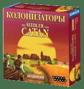 Настольная игра - Колонизаторы