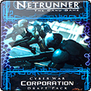 Android: Netrunner – Cyber War Corporation Draft Pack