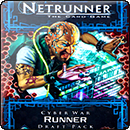 Android: Netrunner - Cyber War Runner Draft Pack