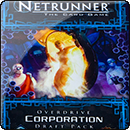 Android: Netrunner - Overdrive Corporation Draft Pack