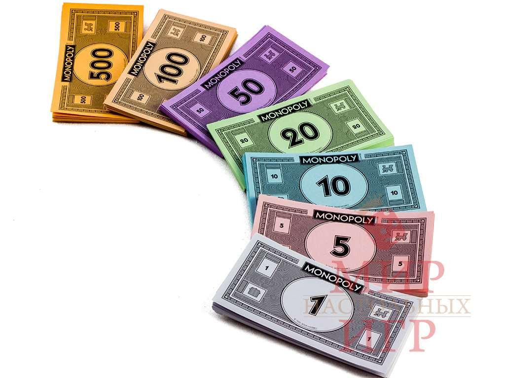 деньги игры в монополию
